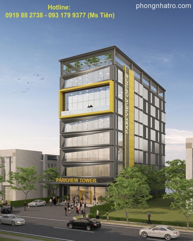 Office building for lease VSIP 1