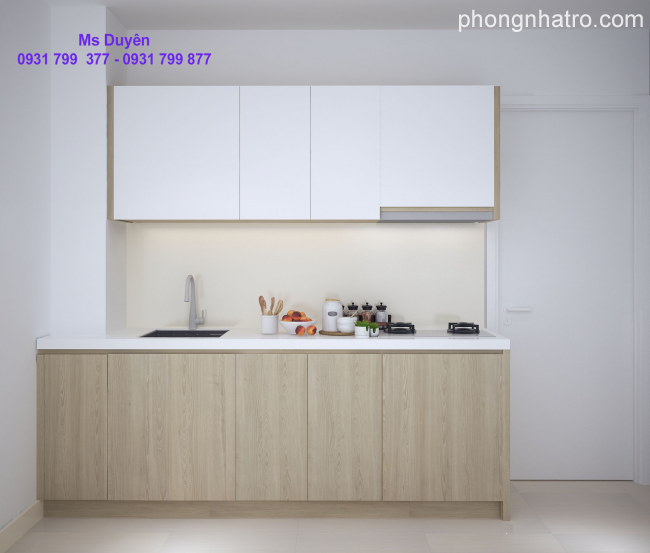 Apartments and Shop House for Lease in VSIP1 Area, Binh Duong. Modern and Brand-new Furniture