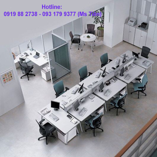 Office building for lease VSIP 1, Binh Duong